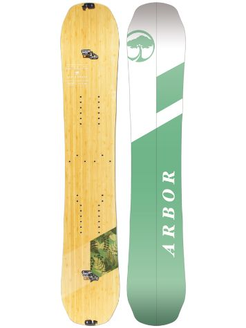 Arbor Swoon Splitboard 152 2017