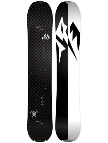 Jones Snowboards Carbon Solution 161 2017