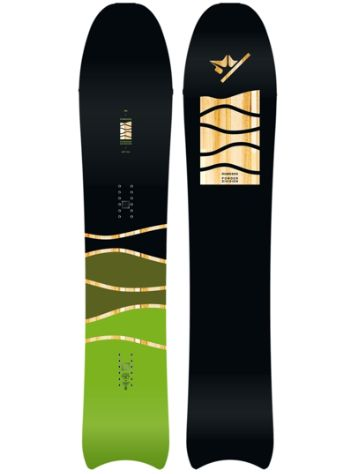 Rome Powder Division Moon Tail 154 2017 Snowboard