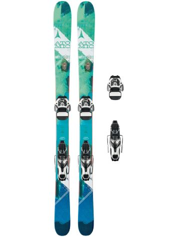 Atomic Vantage 95 C W 170 + Warden 11 2017 Freeski set