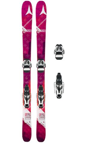 Atomic Vantage 85 W 157 + Warden 11 2017 Freeski set