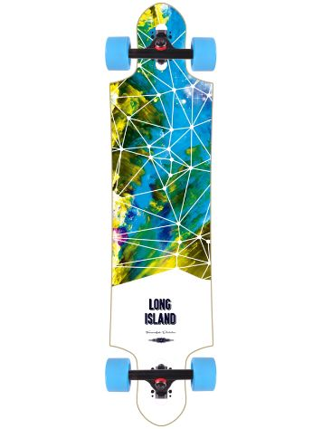 "Long Island Longboards Cosmo 9.8"" x 39.8"" DT Complete"
