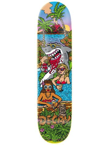 "Decay Pool Shark 8.0"" Deck"