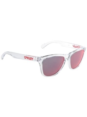Oakley Frogskins Polished Clear Sonnenbrille