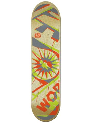 Alien Workshop Hexmark OG Glyph 8.0'' Skateboard Deck