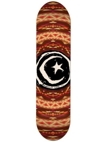 Foundation Star And Moon Native 7.875'' Skateboard