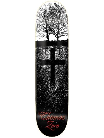 "Zero Thomas Life & Death R7 8.125"" x 31.7"" Deck"