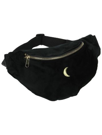 Empyre Girls Velour Moon Fanny Bag