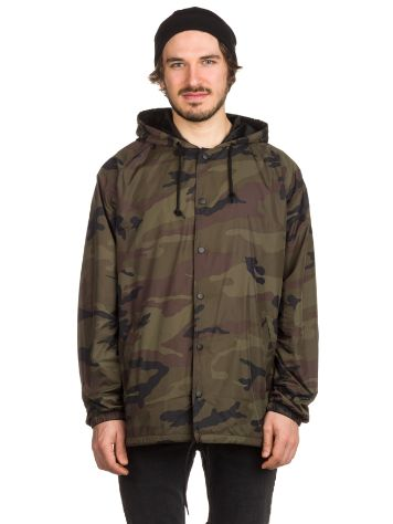 Zine Smith Nylon Hood Jacke