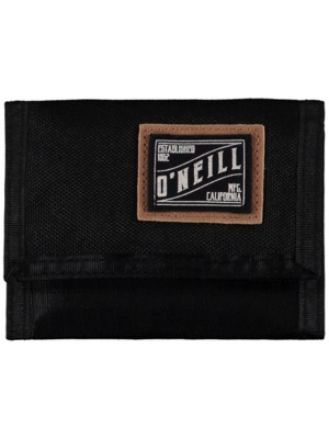 O'Neill Pocketbook Wallet black out Gr. Uni