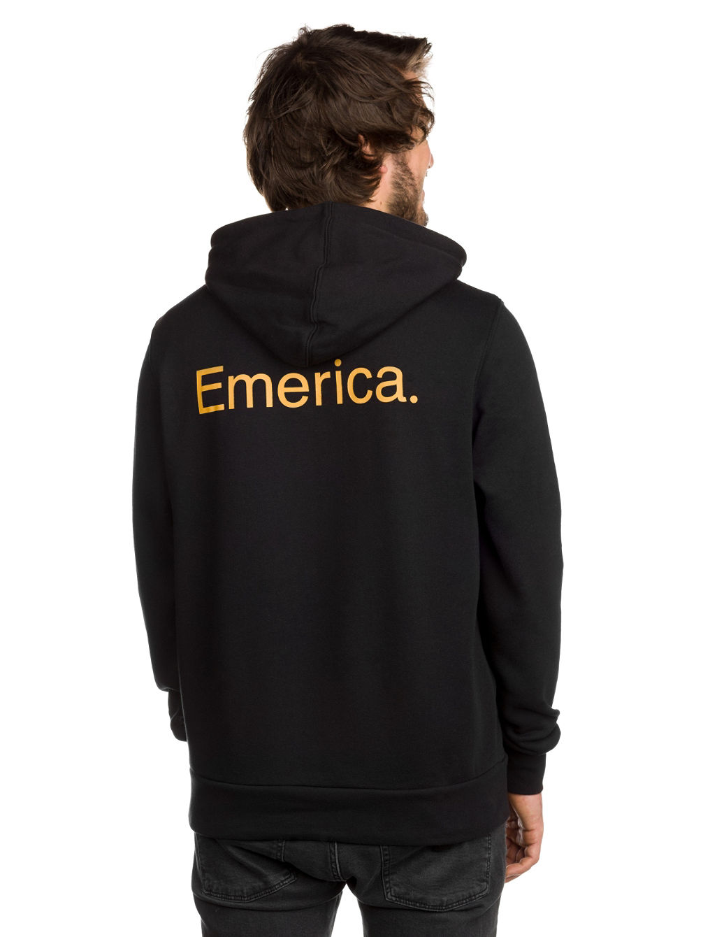 Achetez emerica triangle sweat capuche zipp en ligne sur blue - Tringle a vetement ...