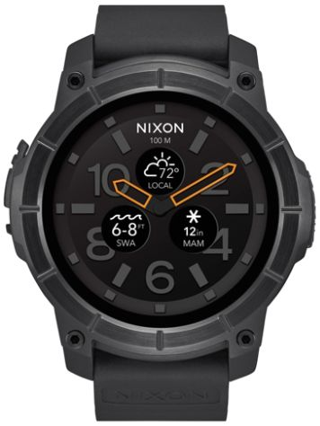 Nixon The Mission Uhr