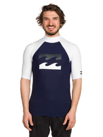 Billabong Team Waves Rash Guard