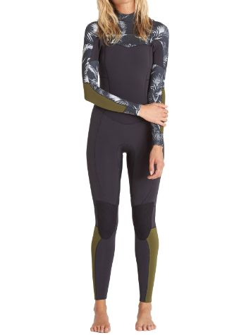Billabong Surf Capsule Salty Dayz Full 3/2 Chest Z