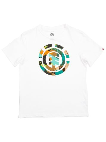 Element Cut Out Icon T-Shirt Jungen