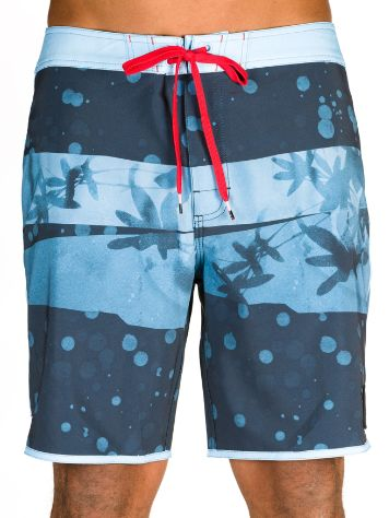 "RVCA Chopped Trunk 18"" Boardshorts"