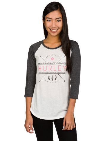 Hurley Trading Post Perfect Raglan T-Shirt