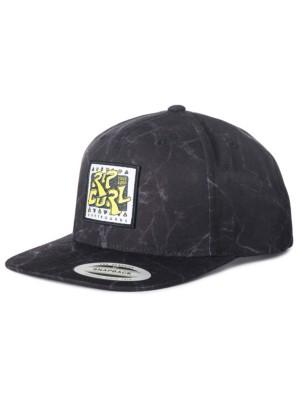 Rip Curl Rad Snapback Cap black Gr. Uni