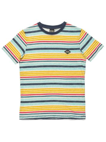 Rip Curl Striped T-Shirt Boys