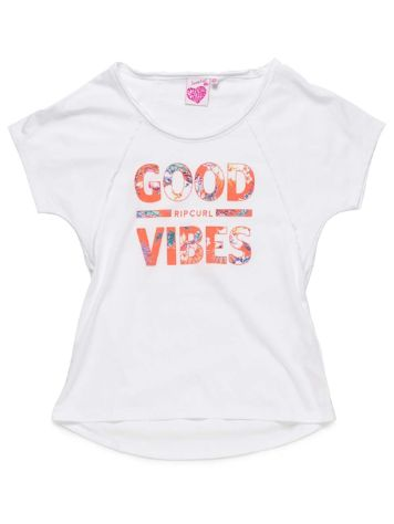 Rip Curl Good Vibes T-shirt meisjes