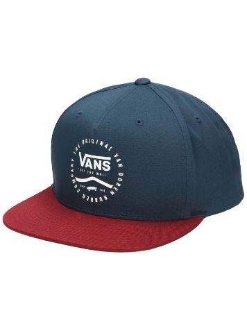 Vans Side Stripe Snapback Cap