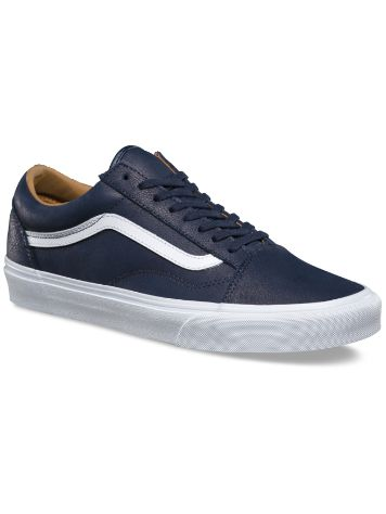 Vans Premium Leather Old Skool Sneakers