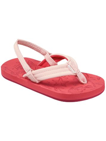 Reef Little Footprint Sandals Girls