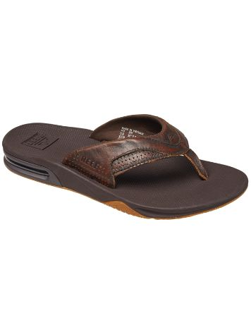 Reef Leather Fanning Lux Sandalias