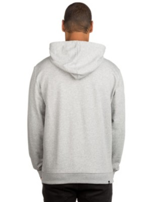 DC Square Hoodie grey heather Gr. XL
