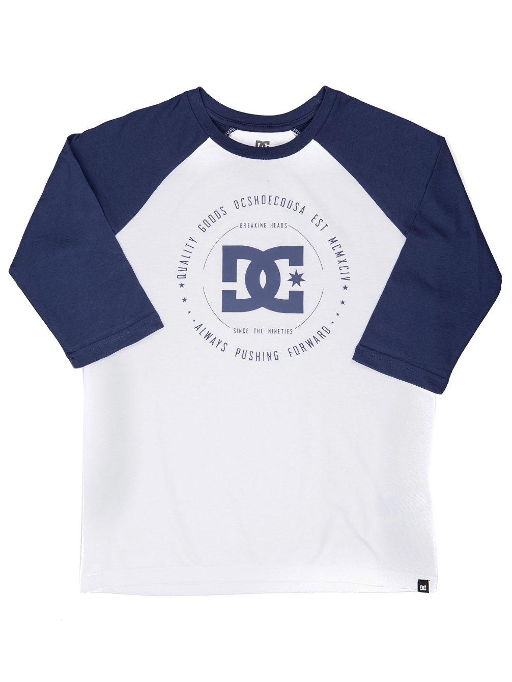dc rebuilt 2 raglan t shirt jungen online kaufen bei blue. Black Bedroom Furniture Sets. Home Design Ideas