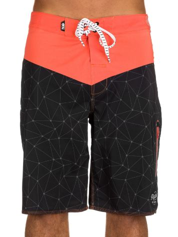 Picture Code Boardshorts
