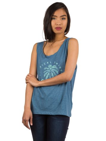 Roxy Billy Twist Tropical Things Camiseta