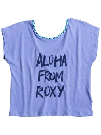 Roxy Atmosphere Of Serenity Aloha T-Shirt Gir
