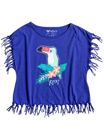 Roxy Whispers Under The Rain Camiseta niñas