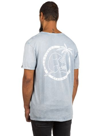 Quiksilver Specialty Palm Skull T-Shirt