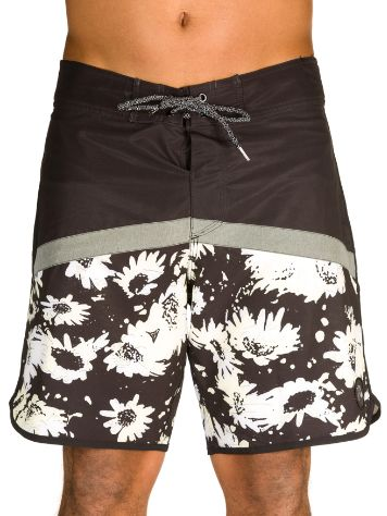 Quiksilver Crypt Scallop 18 Boardshorts