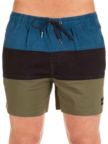 Quiksilver Panel Blocked Volley 15 Boardshorts