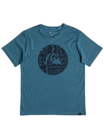 Quiksilver Circle Bubble Camiseta niños