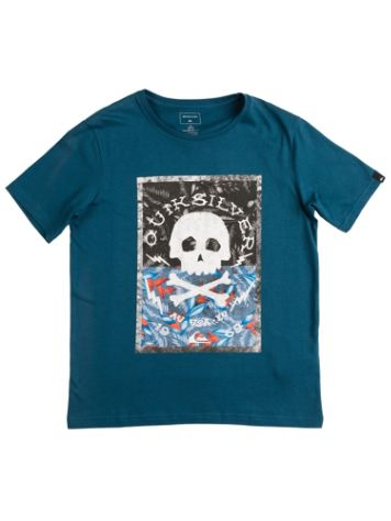 Quiksilver Danger Beach T-Shirt Boys
