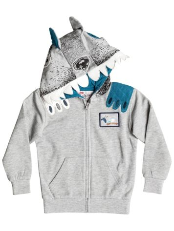 Quiksilver Ghetto Dog Zip Hoodie Boys