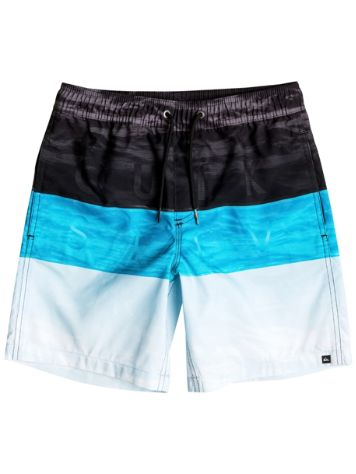 Quiksilver Word Waves Vl 15 Boardshorts Boys