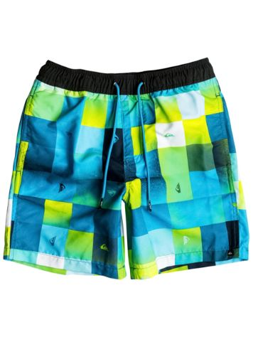 Quiksilver Check Mark Vl 15 Boardshorts Boys