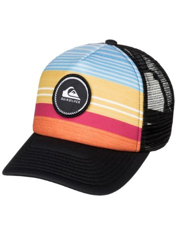 Quiksilver Striped Vee Cap Boys