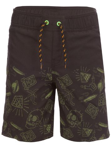 Animal Yarde Boardshorts Jungen