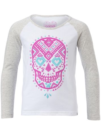 Animal Daya T-Shirt LS Girls