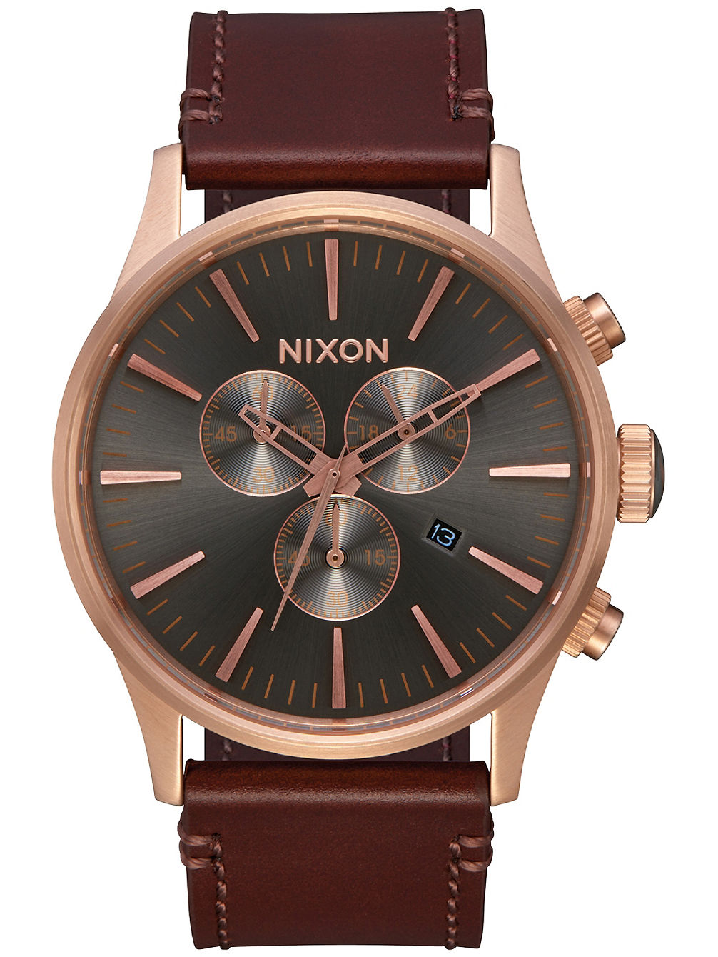 The Sentry Chrono Leather