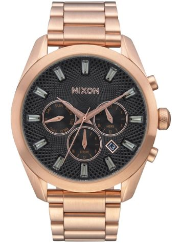 Nixon The Bullet Chrono Crystal Reloj
