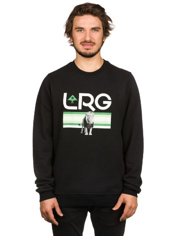 LRG Zion Lion Crew Neck Sweater