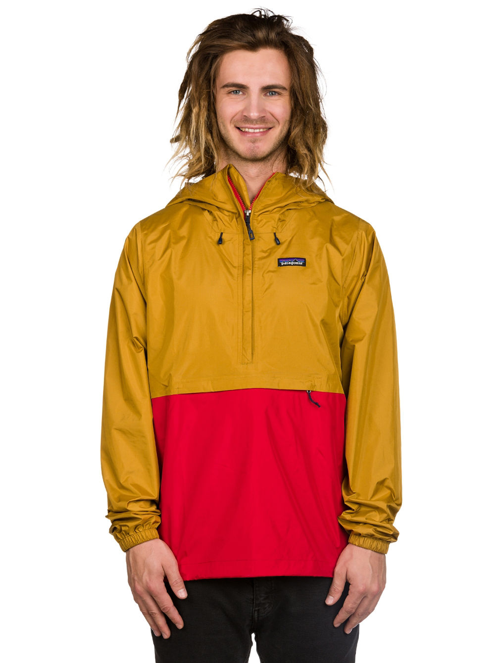 Buy Patagonia Torrentshell Pullover Jacket online at blue-tomato.com