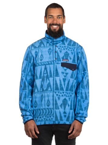 Patagonia Lw Synch Snap-T Fleece Pullover